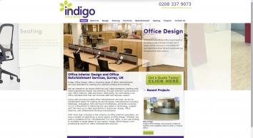 INDIGO OFFICE DESIGN
