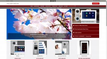 Intelligent Home Online Door Entry