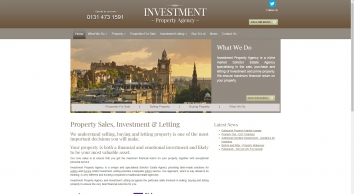 Investment Letting
