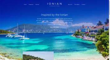 Ionian International , UK