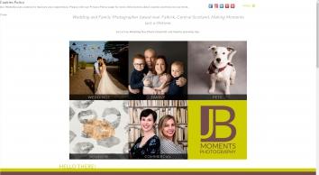 JB Moments Photography Sponsored