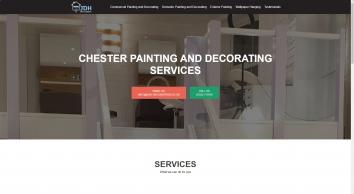 J D H Painters & Decorators