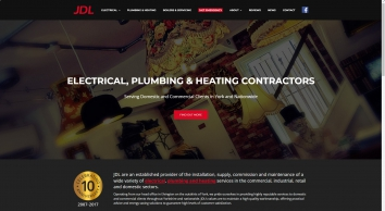 JDL Electrical, Plumbing and Heating