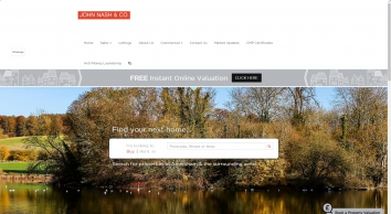 John Nash Estate Agents, UK
