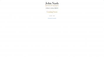 John Nash Interiors & Antiques