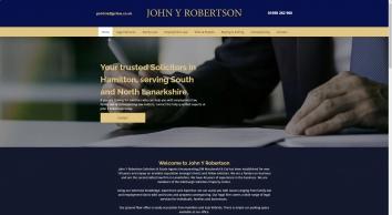 John Y Robertson