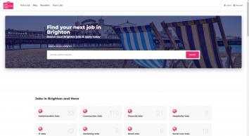 Just Brighton Jobs