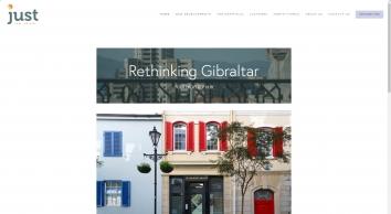 Just Real Estate, Gibraltar