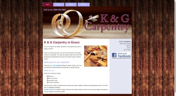 Home | Carpentry | Essex | K & G Carpentry