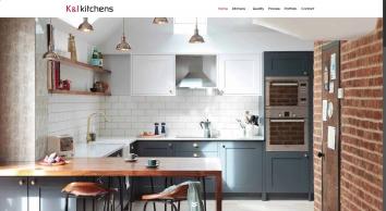 Designer Kitchens   Luxury Bespoke Kitchens London   K&I Kitchens