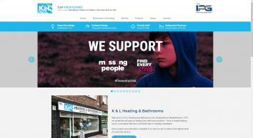 K & L Heating & Bathrooms Ltd