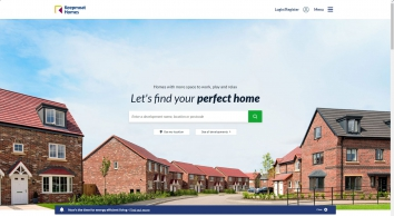 Keepmoat Homes | New Homes for Sale
