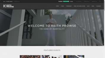 Keith Prowse Tickets