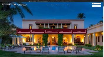 Kensington Morocco: Luxury Villas In Marrakech For Sale & Rental
