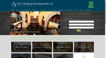 Kent Building Developments | Specialist builders in Yorkshire
