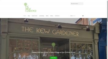The Kew Gardener Ltd