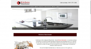 Kitchens Manchester | Kitchen Fitters and Designers