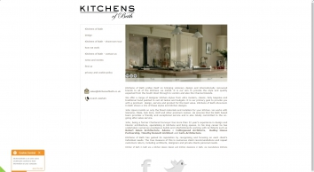 Kitchens of Bath - showroom in Bath
