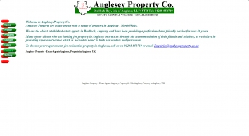 Anglesey Property Company, Benllech