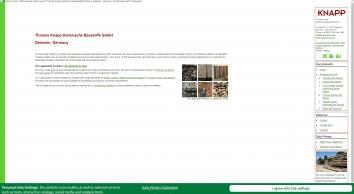 Thomas Knapp Historische Baustoffe GmbH