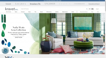 Kravet | Industry Leader To the Trade Home Furnishings