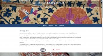 Textile Conservation - The Landi Company Ltd