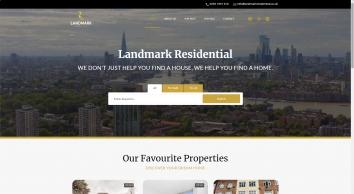 Landmark Residential, London, E14
