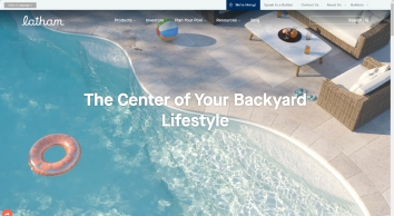 Home - Latham Pool Products