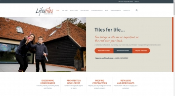 Handmade Clay Roof Tiles, Handcrafted Clay Roof Tiles, Clay Pantiles, Natural Stone Roofing, Roofing Slate | Lifestiles