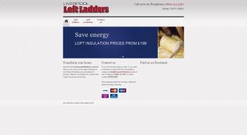Liverpool Loft Ladders