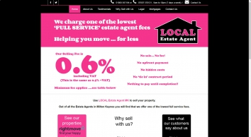 LOCAL Estate Agent, Milton Keynes