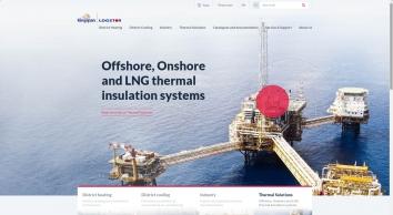 LOGSTOR - Developing energy solutions worldwide