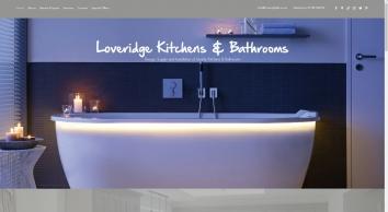 Loveridge Kitchens  Bathrooms