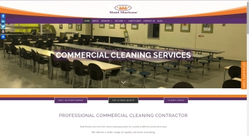 Maid Marions: Commercial and Industrial Cleaning in the West Midlands