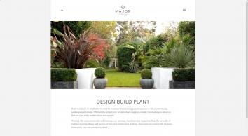 Major Gardens