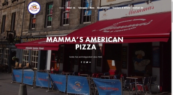 Mamma\'s American Pizza Co Sponsored