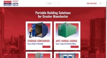 Manchester Cabins Ltd