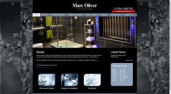 Home - Marc Oliver Bathrooms