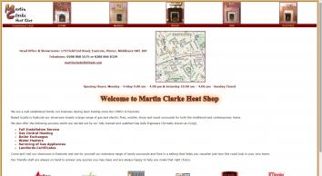 Martin Clarke Heat Shop