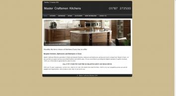 Master Craftsmen Kitchens Ltd