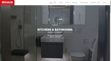 Mihaus: Bespoke Designer Kitchens in Fife - Showroom Now Open