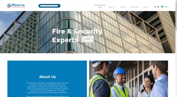 Minerva Fire & Security - Commercial Fire & Security Systems UK wide