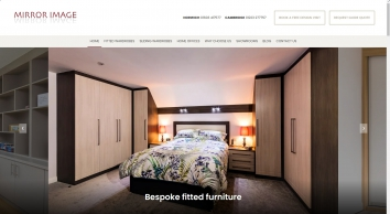 Mirror Image Fitted Bedrooms Furniture