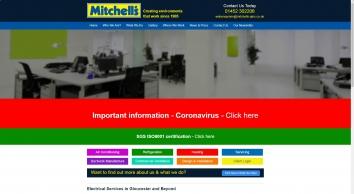 Mitchell\'s (Gloucester) Ltd
