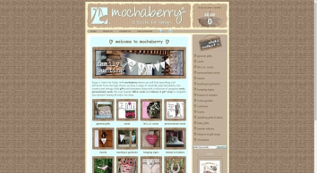 Card & Gift Boutique   Wedding & Baby   Country Chic at mochaberry