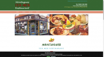 Montagues Tex Mex Restaurant | Restaurants Worthing, West Sussex