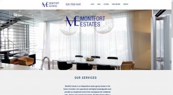 Montfort Estates Ltd, London