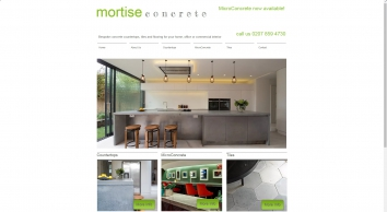 mortise concrete ltd
