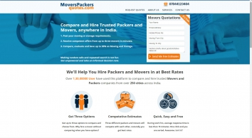 Movers Packers Quotes