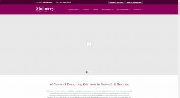 Mulberry Kitchen Studio